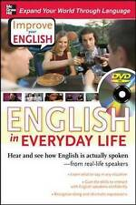 Improve Your English: English in Everyday Life (DVD w/ Book), Brown, Stephen E.