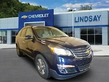 Chevrolet : Traverse AWD 4dr LT w