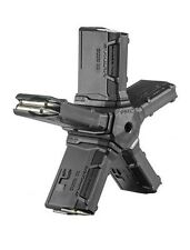 Mako/Fab Defense PMC-KIT-B - 5 10 Round Mag Coupler Kit - Mags Included - Black