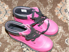 Rare Sperry Top Siders Rubber Winter Boots Shoes Size 5.5 Womens or 8.75 Inches