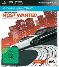 Sony PS3 Playstation 3 Spiel ***** Need for Speed Most Wanted 2012 NFS **NEU*NEW