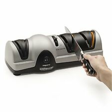 Professional Electric Knife Sharpener 3 Stage Eversharp Blade Knive Chef Kitchen