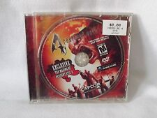 Nintendo Gamecube Promo DVD Exclusive The Making of Resident Evil 4