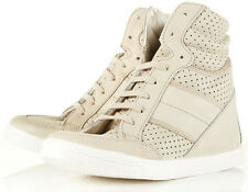 "TOPSHOP ""Aerobic"" wedge sporty sneaker trainers *Sought after style*"