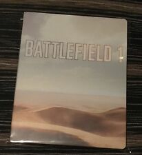 Battlefield 1 Enlisters Edition Steelbook Case Preorder Promo Xbox One 1 Ps4