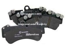Porsche 955 (base w/ 330mm) Brake Pad Set Front GENUINE oem factory parts