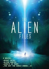 The Alien Files: 4 Out-Of-This-World Movies (DVD, 2016) 4 Sci-Fi Films