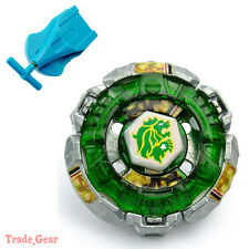 Beyblade bb106 Fang Leone Metal Masters Fusion+Single spin Launcher
