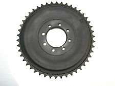 Triumph OEM Bolt On Rear Brake Drum W/ 46T Sprocket T100 T120 TR6 1959-1966