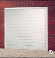 up and over garage doors Horizontal Free Powder Coated Finish In Stock Now