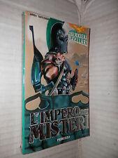 L IMPERO DEI MISTERI Harry Turtledove Peruzzo 1989 Guerrieri stellari libro di