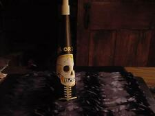 Vintage HALLOWEEN Unused Party Paper Horn w/SKELETON-Made in Japan