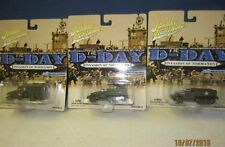 Johnny Lightning WWII D-Day Invasion of Normandy 1:64 NOC