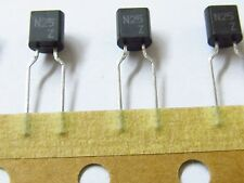 10 pezzi-icp-n25 - ROHM Circuit protector, fuse-to92-2 n25