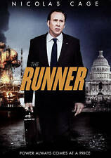 The Runner (DVD, 2015,) Nicholas Cage NEW