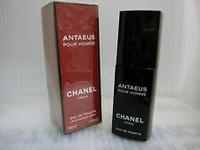 CHANEL ANTAEUS POUR HOMME 3.4 FL oz / 100 ML EDT Spray Sealed Box