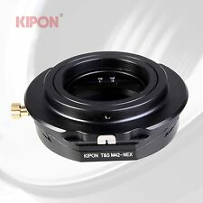 Kipon Tilt and Shift Adapter for M42 Screw Mount Lens to Sony E Mount NEX Camera