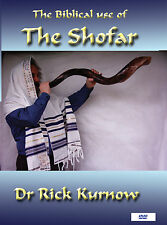 Messianic Jewish Biblical Use of The Shofar DVD Dr. Rick Kurnow