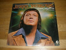 JERRY WALLACE comin home to you LP Record - Sealed