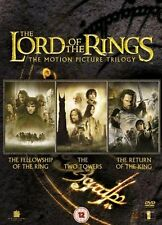 The Lord of the Rings Trilogy (Theatrical Edition Box Set) DVD Elijah Wood