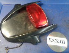 2000 Ducati Monster M 600 M600 rear tail light lense back fender