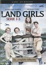 Land Girls : Serie 1 - 3 (6 DVD)