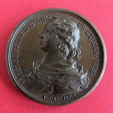 Edward V 1470 - 1483 J Dassier 41mm Medalla De Cobre