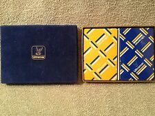 VINTAGE ULTRAMAR GOLDEN EAGLE SEALED TWO DECKS PLAYING CARDS CANADA GAS & OIL