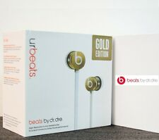 Beats by Dr. Dre urBeats in-ear Solo Cuffie-se GOLD LIMITED EDITION IN SCATOLA