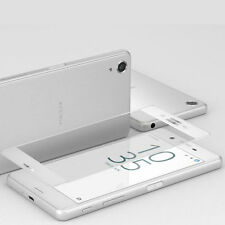 WHITE 3D Curve Tempered Glass Screen Protector for SONY XPERIA X Compact F5321