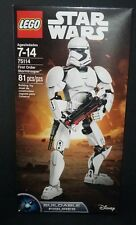 Lego Star Wars 75114 First Order Stormtrooper Buildable Figure New NIB Disney