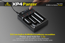 Xtar XP4 3.7v Li-ion IMR Battery Charger 14500 / 18350 / 18650 / 26650