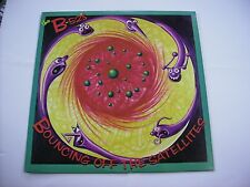 B-52'S - BOUNCING OFF THE SATELLITES - LP VINYL EXCELLENT CONDITION 1986