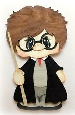 HARRY POTTER HARRY CHARACTER PREMADE  PAPER PIECING PIECE 3D DIE CUT MYTB  KIRA