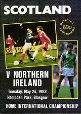 24.05.1983 Schottland - Nordirland