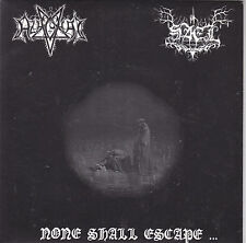 """Azaghal /  Sael  – None Shall Escape...  7"""""""