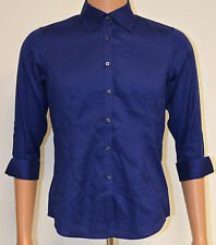 Ladies Kirkland Signature 3/4 Sleeve Oxford Shirt Medium
