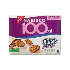 Nabisco 100 Calorie Chips Ahoy Chocolate Chip Cookie - 610