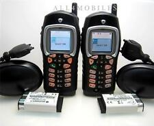 Excellent Lot of 2 Motorola i355 IDEN PTT Nextel Cell Phones