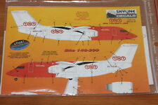 Skyline decals (SKY144-48): BAe 146-200 TNT (ESP ou BRITISH Code) au 1/144
