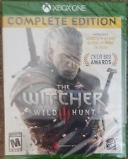 The Witcher 3 Wild Hunt Complete Edition Xbox One New!