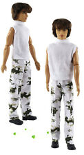 good quality fashion clothes outfit for Barbie boyfriend ken doll party a177