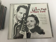 Les Paul,Les Paul,Mary Ford : The Very Best Of Les Paul & Mary Ford CD (2008)