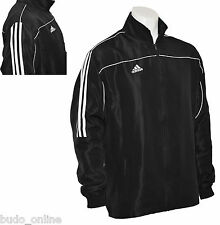 Adidas Martial Arts Sports Tracksuit Top Gym Mens Kids Jacket Red Blue White