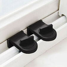 Kid Safe Security Sliding Window Door Sash Lock Restrictor Safety Catch FG