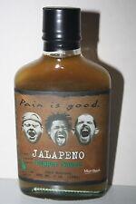 Original Juan JALAPENO Pepper Sauce 198g bottle