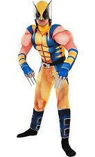 Wolverine X-Men Child Muscle Costume Marvel Comics SIZE Large 12-14 NWT
