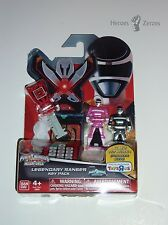 Power Rangers Super Megaforce Legendary Key Pack SPACE Red Pink Black New 2016