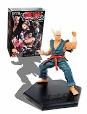 Tekken 5 Heihachi Mishima MegaHouse Game Char Collection GCC Trading Figure 10cm