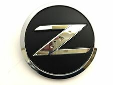 x1 Nissan 350Z / 370Z - Z Fender Emblem / Badge / Decal Replaces OEM 63890-CD10A